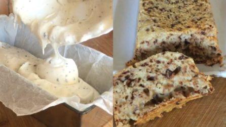 Torta 3 ingredienti con gelato: la ricetta originale e golosa