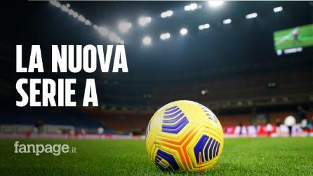 Serie A, si va verso il campionato spezzatino: 10 partite in 10 orari diversi