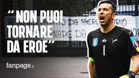 """""""Te ne sei andato da mercenario, non puoi tornare da eroe"""": Buffon accolto così a Parma"""