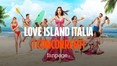 Love Island Italia, il cast e i concorrenti del nuovo reality condotto da Giulia De Lellis