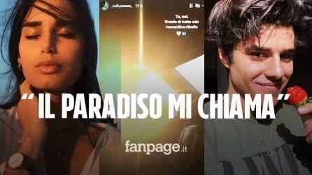 """""""Amore, il paradiso mi sta chiamando"""" la fidanzata Michele Merlo racconta gli ultimi giorni di vita"""