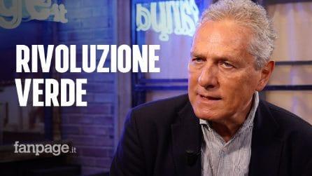 """Francesco Rutelli: """"È ora che la politica affronti le 'verità scomode' sul cambiamento climatico"""""""