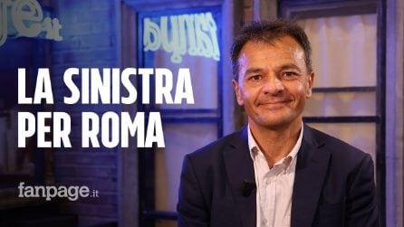 """Primarie Roma, Fassina: """"Ridiamo dignità ai 10.000 lavoratori sfruttati appalti del comune"""""""