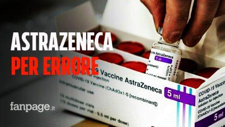 Vaccino sbagliato, somministrato per errore Astrazeneca anziché Pfizer a 44 persone a Napoli
