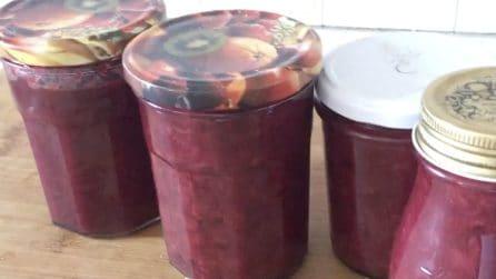 Confettura di amarene fatta in casa: la ricetta per averla perfetta