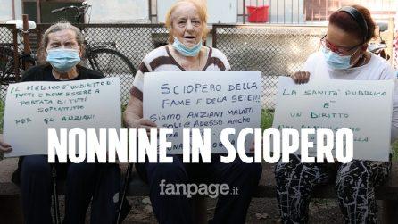 Medico di famiglia va in pensione: anziane fanno lo sciopero della fame a Milano
