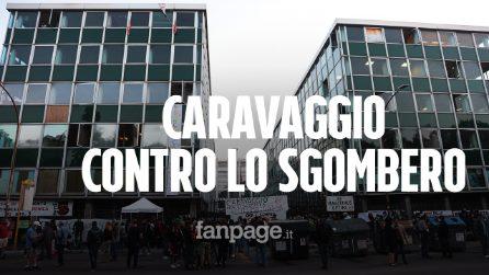 Roma, gli occupanti di via del Caravaggio aspettano i blindati all'alba, ma si torna a trattare