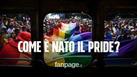 Come è nato il Pride e perché si celebra a Giugno: la storia della rivolta dello Stonewall Inn