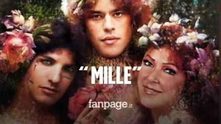 """""""Mille"""": il singolo di Fedez, Orietta Berti e Achille Lauro che punta al successo dell'estate"""