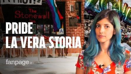 Pride, l'orgoglio nato dall'oppressione: la storia dei moti di Stonewall
