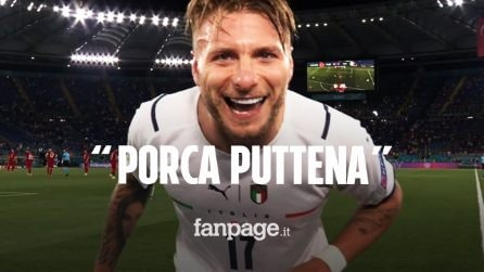 """Esultanza Immobile, svelata la frase urlata dopo il gol: """"Ce l'ha chiesta Lino Banfi"""""""