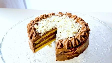 Torta al cioccolato: il dessert semplice che non delude mai