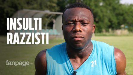 """Pavia, versi razzisti al giocatore che resta in campo e segna: """"Avversari erano più indignati di me"""""""