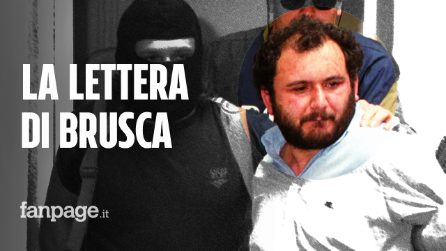 """Lettera inedita di Brusca: """"Per chiudere la partita con Cosa Nostra ci vuole buona volontà"""""""