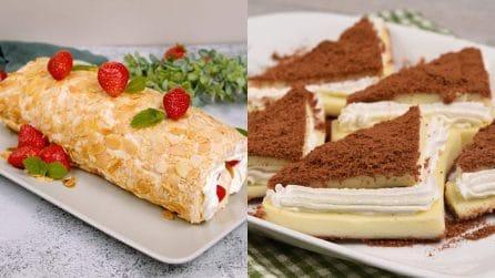 Questi dessert cremosi ti faranno impazzire: 3 idee da provare subito!