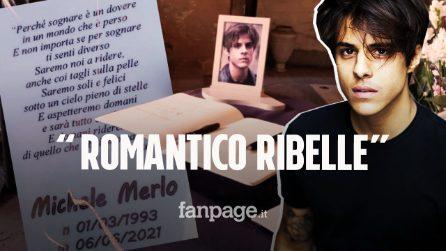 """Michele Merlo, nella camera ardente le sue canzoni in filodiffusione: """"Romantico Ribelle"""""""