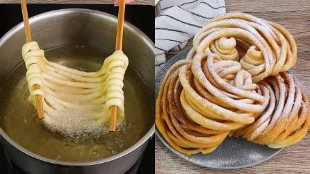Conchiglie fritte: la ricetta originale per dei dolci imperdibili!