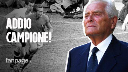 Morto Giampiero Boniperti, la leggenda della Juventus si è spenta a 92 anni