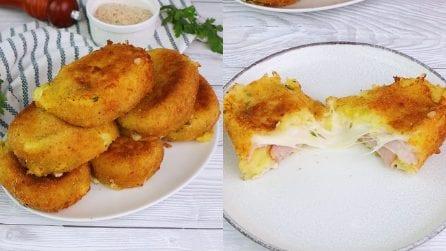 Crocchette di patate: filanti e piene di sapore!