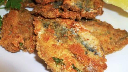 Cotolette di sarde: la ricetta di pesce semplice e saporita