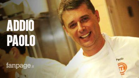 """Morto Paolo Armando, la """"Tigre"""" di Masterchef Italia aveva 49 anni"""
