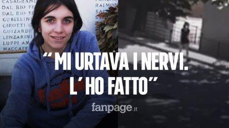 """Omicidio Chiara Gualzetti, i messaggi dell'assassino: """"Questa depressa mi urtava i nervi"""""""