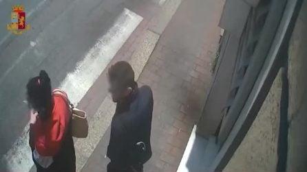 Genova, colpo in farmacia: il bacio alla fidanzata-complice incastra il rapinatore
