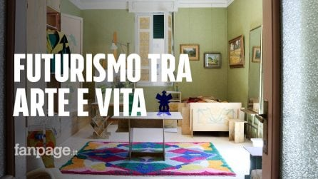 """Alla riscoperta di Giacomo Balla tra mostra al MAXXI e Casa museo: """"La sua arte totale è attuale"""""""
