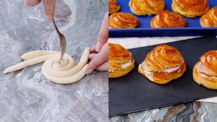 Vortex brioche: how to make them fluffy and delicious!