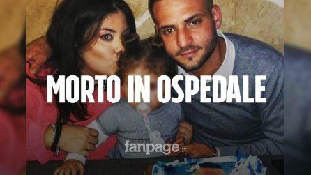 """Jonathan, 25 anni, morto dopo una partita di calcio con gli amici. La compagna: """"Voglio giustizia"""""""