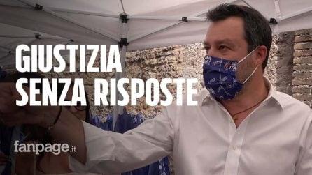 Salvini sostiene i referendum sulla giustizia, ma i parlamentari leghisti sanno per cosa si vota?