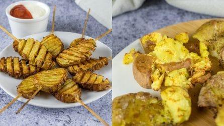 2 modi per cuocere le patate con la friggitrice ad aria: da provare assolutamente!