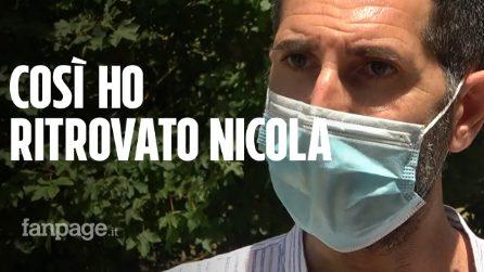 """Giuseppe Di Tommaso, il giornalista Rai che ha trovato Nicola: """"Il giorno più bello della mia vita"""""""