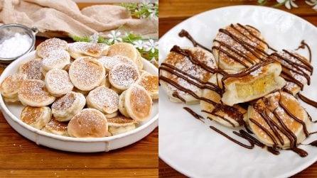 Banana pancakes bites: tasty and easy to make!