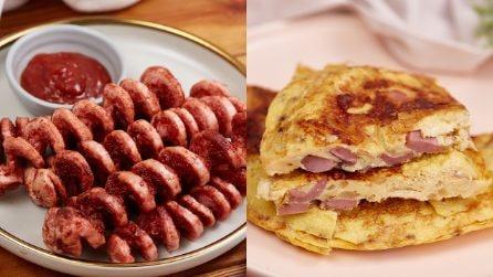 Wurstel fritti e frittatina di wustel: 2 idee sfiziose per una cena da leccarsi i baffi!