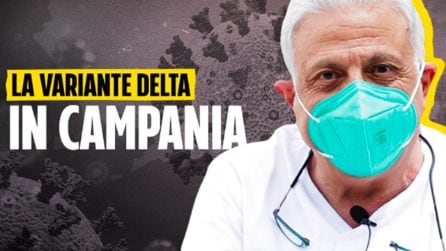 """Variante Delta Covid, ricoveri anche al Cotugno di Napoli. L'infettivologo: """"Non erano vaccinati"""""""