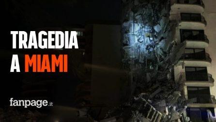 """Tragedia a Miami, crolla palazzo di 12 piani: """"Persone sotto le macerie"""""""
