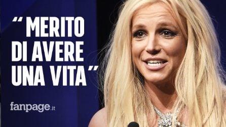 """Britney Spears vuole denunciare suo padre: """"Merito di avere una vita"""""""