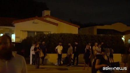 Edificio crollato a Miami, si cercano ancora 99 dispersi