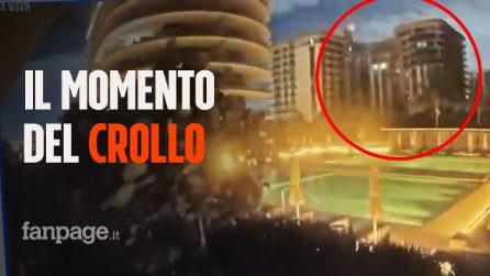 """Palazzo crollato a Miami, si scava tra le macerie: """"È una catastrofe. Come colpito da un missile"""""""