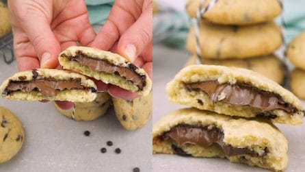 Cookies ripieni: i biscotti americani da provare assolutamente!