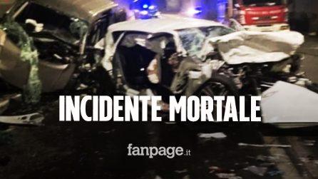 Terribile incidente in galleria a Iseo, morti due giovani e 4 feriti gravi