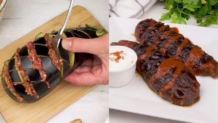 Melanzane ripiene al sugo: adatte per una cena piena di gusto!