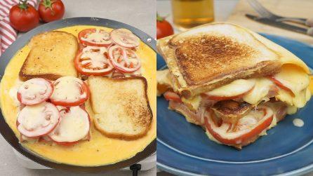 Toast farcito: l'idea perfetta per un aperitivo in compagnia!