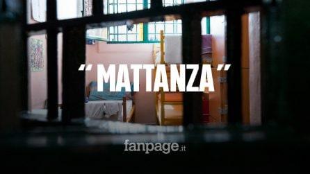"""""""Orribile mattanza"""", la storia delle violenze contro i detenuti a Santa Maria Capua Vetere"""