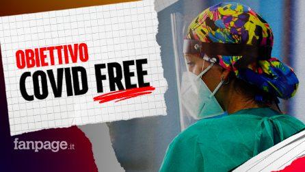 """Nella terapia intensiva Covid free dell'ospedale Cotugno: """"È troppo presto per abbassare la guardia"""""""