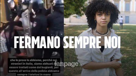 """Milano, i ragazzi manganellati: """"Se sei nero ti diranno sempre 'te la sei cercata'"""""""