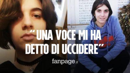 """Omicidio Chiara Gualzetti, confessa l'amico: """"Una voce interiore mi ha detto di uccidere"""""""