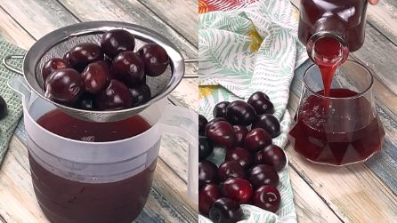 Cherry liqueur: surprise your guests with a strong and decisive taste!