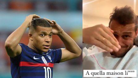 "Alino Diamanti sfotte la Francia: ""A casa!"""